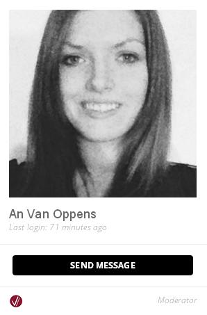 The profile of LPFC Team Member An van Oppens with a moderator badge - Congrats, An! :-D